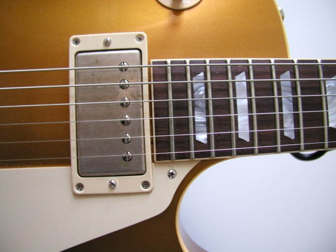 Gibson Les Paul Goldtop Reissue 57 Custom Authentic LP_face_micro_manche