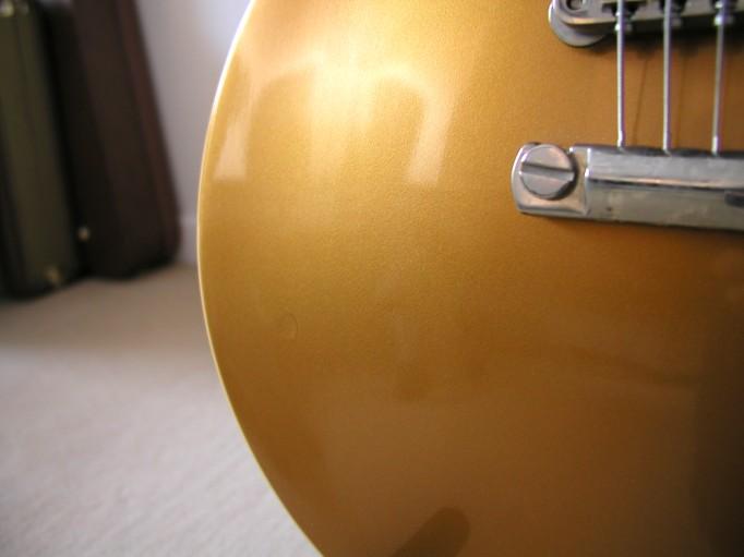 Gibson Les Paul Goldtop Reissue 57 Custom Authentic LP_face_pet_1