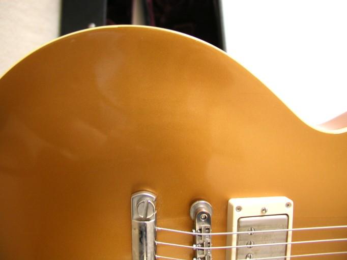 Gibson Les Paul Goldtop Reissue 57 Custom Authentic LP_face_pet_2