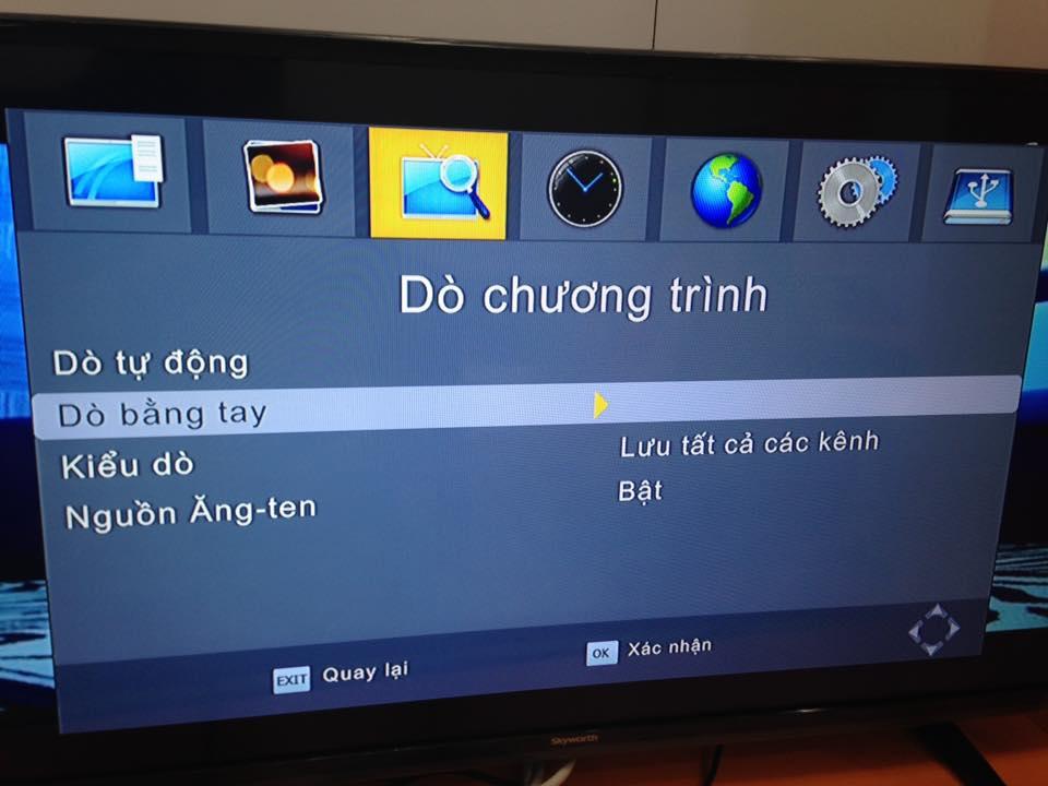 Hướng dẫn lắp đầu thu DVB T2 đơn giản Do%20kenh%202(1)