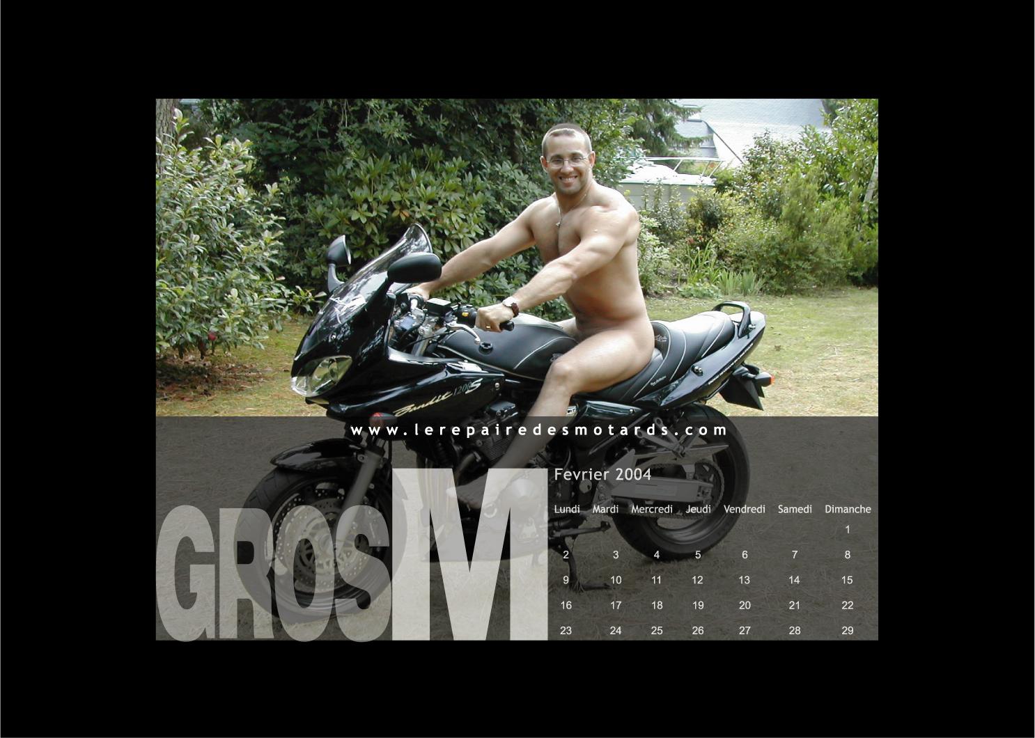 Beaux mecs en moto - Page 2 Fevrier2004_
