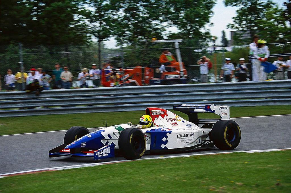 Williams Renault 1992 Christianfittipaldiarrows