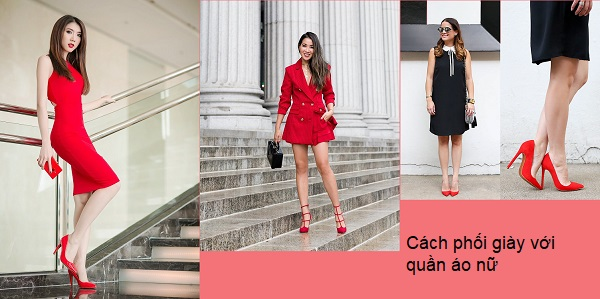 Phụ kiện thời trang: Giày màu gì dễ mặc quần áo? Bí quyết các nàng không thể bỏ  Giay-mau-gi-de-mac-quan-ao-11