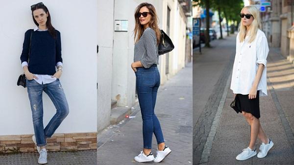 Phụ kiện thời trang: Giày màu gì dễ mặc quần áo? Bí quyết các nàng không thể bỏ  Giay-mau-gi-de-mac-quan-ao-19