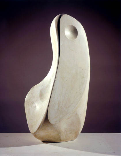 Barbara Hepworth BH-208-whitepl