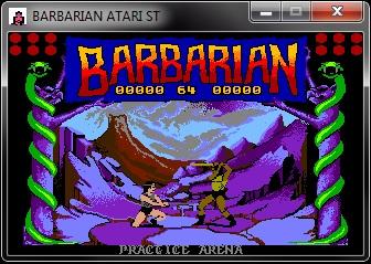 [terminé ] Barbarian sur PC engine (hucards envoyées) ATARI01