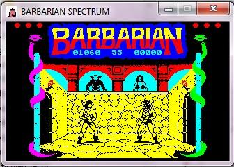 [terminé ] Barbarian sur PC engine (hucards envoyées) ZX03