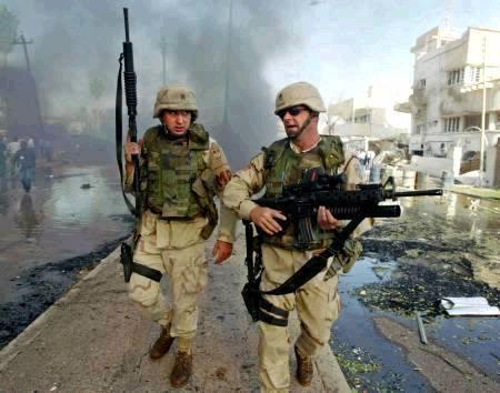 M4a1 1_soldados