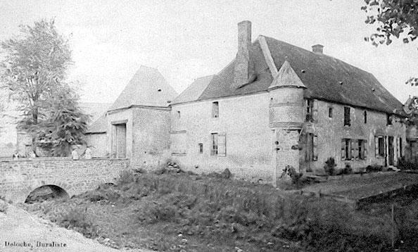 Le château de Berry-au-bac Berry