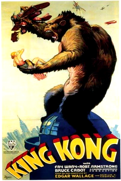 Tiburón vs King Kong King-kong-1933-poster-review