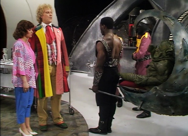 The United States of the Solar System, A.D. 2133 (Book Seven and the Seven Seals) - Page 3 Doctor-who-the-trial-of-a-time-lord-mindwarp-sil-sixth-doctor-peri-nabil-shaban-colin-baker-nicola-bryant-review