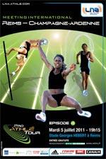 Meeting Pro Athlé Tour de Reims: 05/07/2011 086811