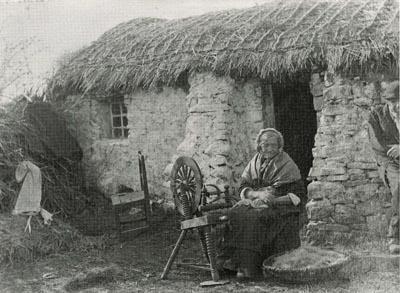 Voyage en Irlande et passage à Cobh Irish_Cottage