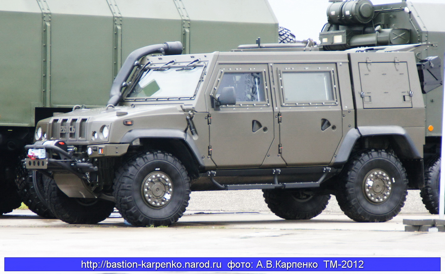 Infantry Mobility Vehicles - Page 7 RUS_TM-2012_01
