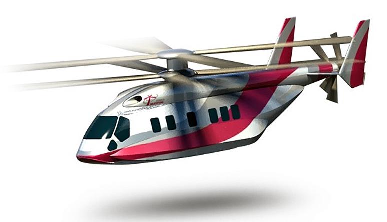 "Promising Naval Helicopter ""Minoga"" (Lamprey) KA-92_160521_01"