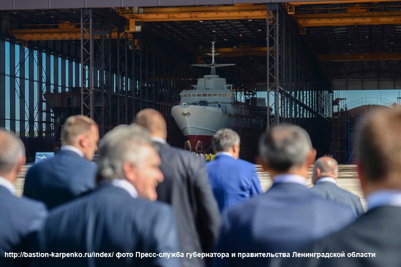 "Project 22800: ""Karakurt"" class missile ship - Page 7 PELLA_ROGOZIN_170619_01"