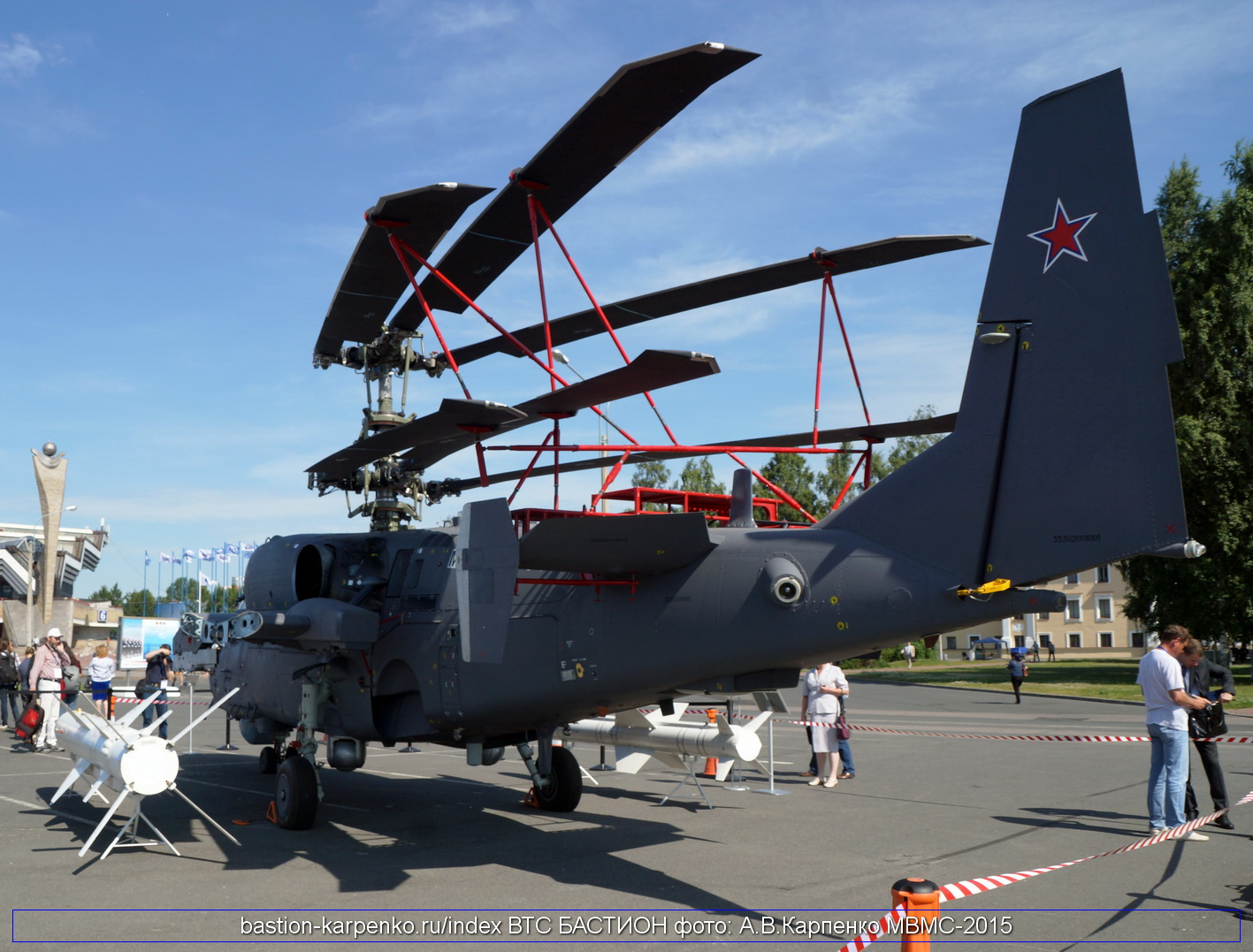 Ka-52K for Russian Navy - Page 2 KA-52K_MVMS-2015_05