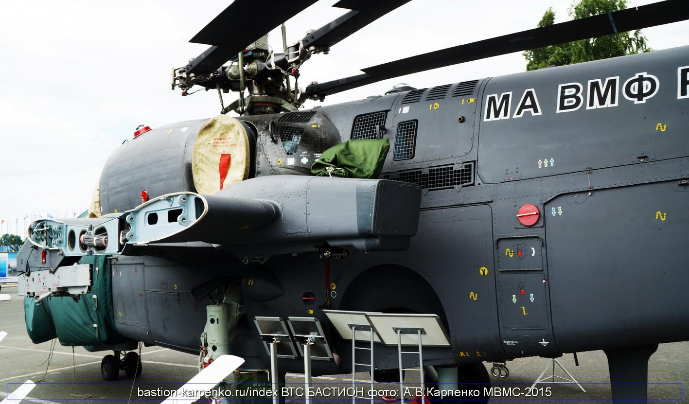 Ka-52K for Russian Navy - Page 2 KA-52K_MVMS-2015_16