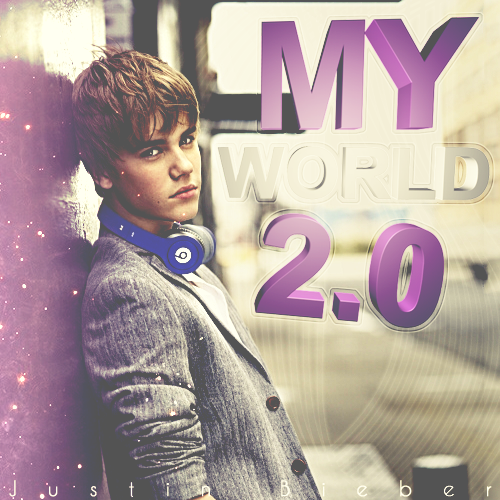 [Créations diverses] Samuel - Page 32 Justin%20bieber%20-%20My%20world%202.0