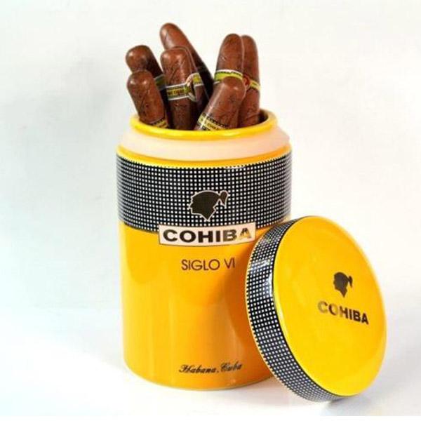 11 mẫu ống đựng xì gà Cohiba chính hãng (quà tặng cho sếp nam) 50796_130049