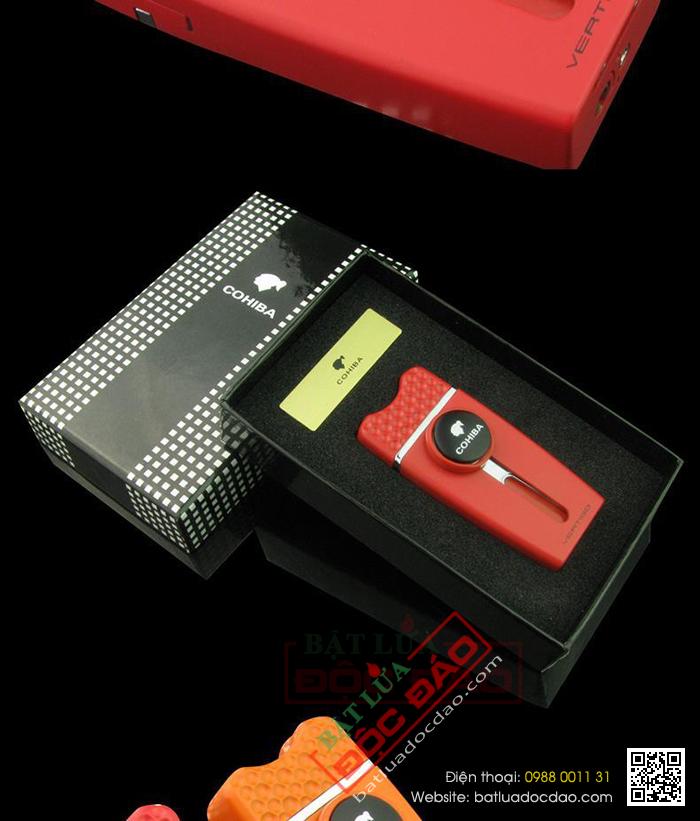 Chuyên bán bật lửa Cohiba khò xì gà chính hãng H071 1445824513-bat-lua-hut-cigar-chinh-hang-cohiba-h071-06