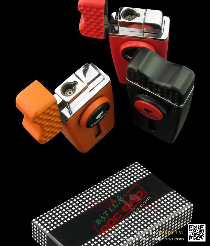 Chuyên bán bật lửa Cohiba khò xì gà chính hãng H071 1445824513-bat-lua-hut-cigar-chinh-hang-cohiba-h071-08