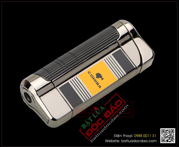 Hộp quẹt khò xì gà, hộp quẹt Cohiba H085 hcm 1445833760-bat-lua-hut-cigar-chinh-hang-cohiba-h085-06
