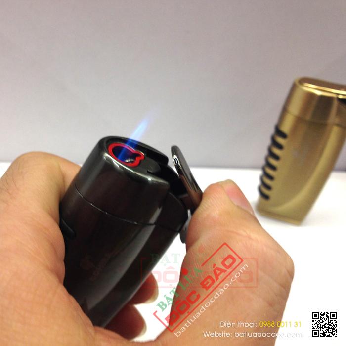 Bật lửa Cohiba 1 tia H087, phụ kiện xì gà mua ở đâu uy tín? 1445910680-bat-lua-hut-cigar-chinh-hang-cohiba-h087-09