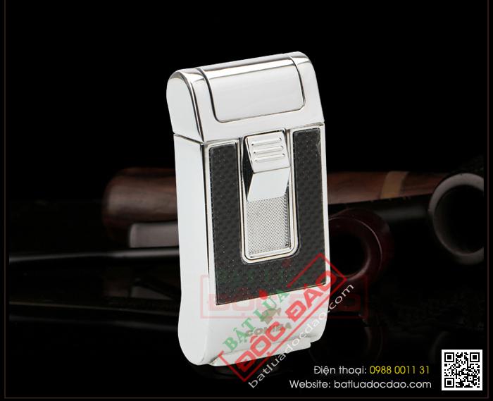 Hộp quẹt khò, hộp quẹt xì gà Cohiba 1 tia H090 hcm 1445913345-bat-lua-hut-cigar-chinh-hang-cohiba-h090-07