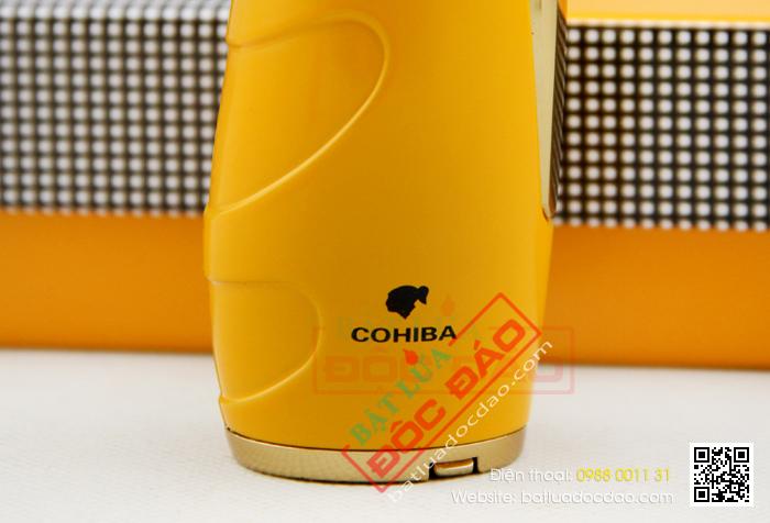 Bật lửa xì gà, bật lửa Cohiba cao cấp H106 (quà tặng sếp) 1445915222-bat-lua-hut-cigar-chinh-hang-cohiba-h106-07
