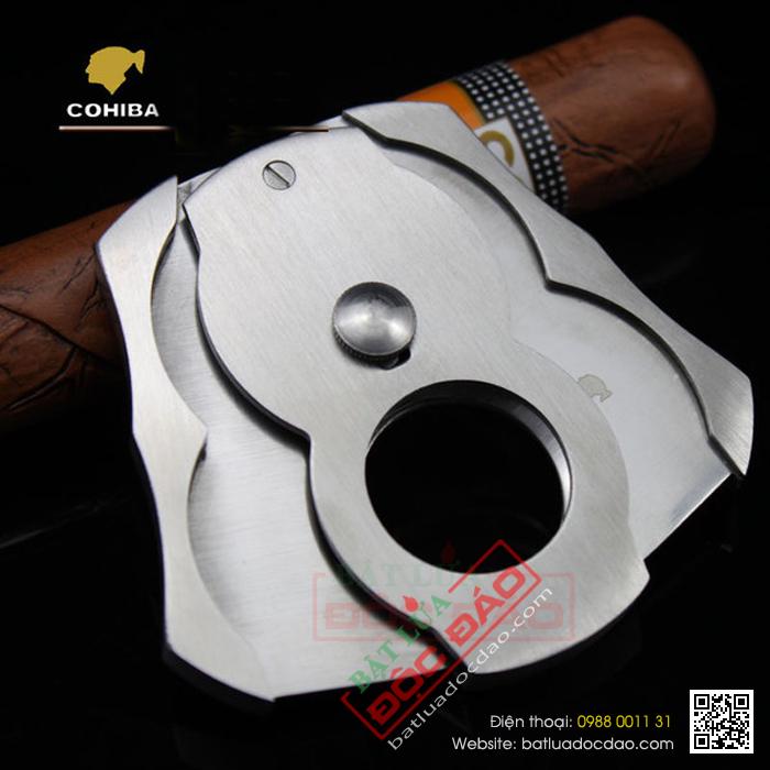 Dao cắt xì gà Cohiba (bảo hành 11 tháng, miễn phí vận chuyển) 1446081529-dao-cat-cigar-cohiba-chinh-hang-c824b-02