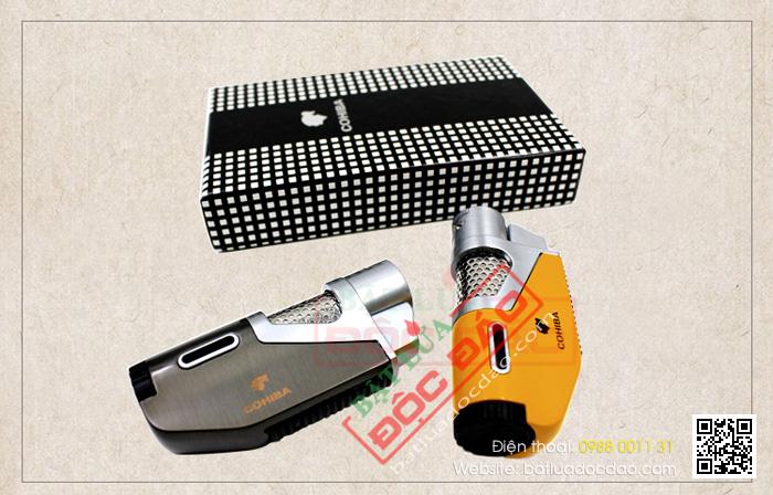 Quà tặng sếp cao cấp: bật lửa hút cigar Cohiba H098 chính hãng 1462930419-bat-lua-hut-xi-ga-cigar-hop-quet-xi-ga-cigar-cohiba-h098-3