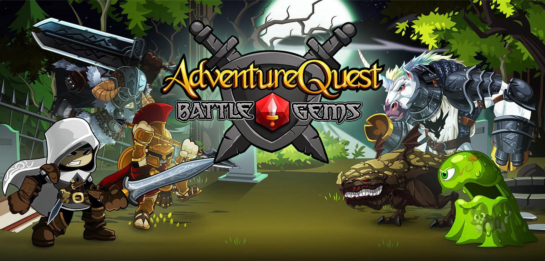 AdventureQuest: Battle Gems - mobilná hra už ČOSKORO! MastHead2
