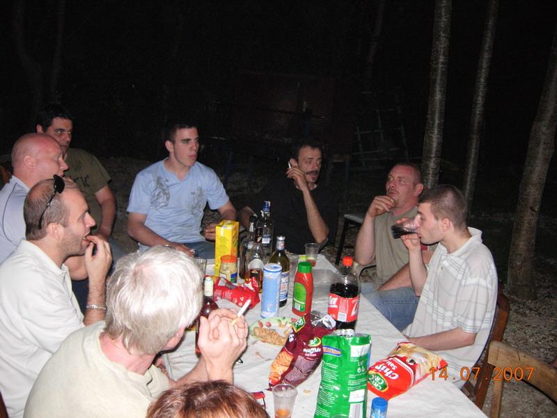 Rasso de Crancey les 14 et 15 juillet 2007 Crancey039