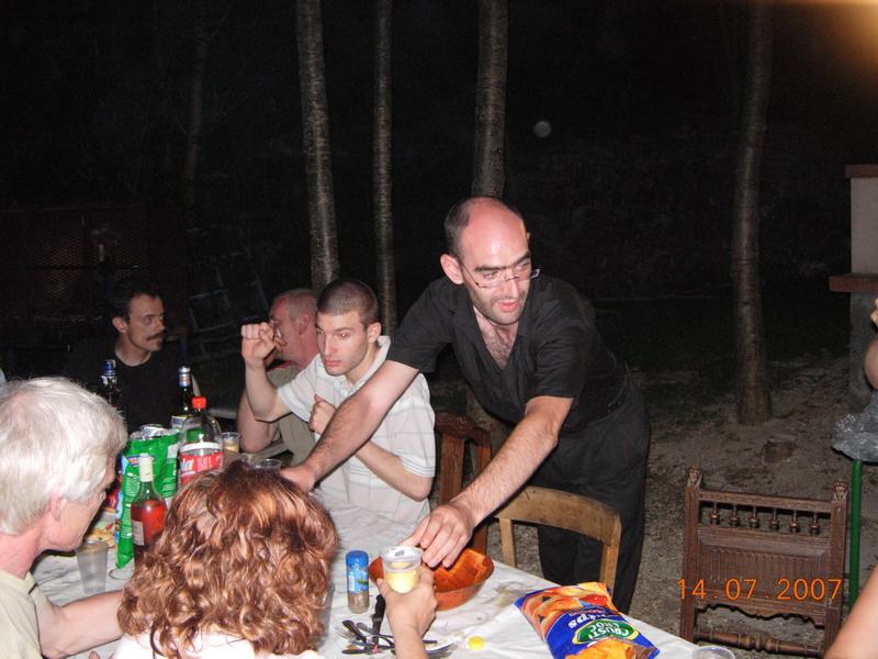 Rasso de Crancey les 14 et 15 juillet 2007 Crancey054