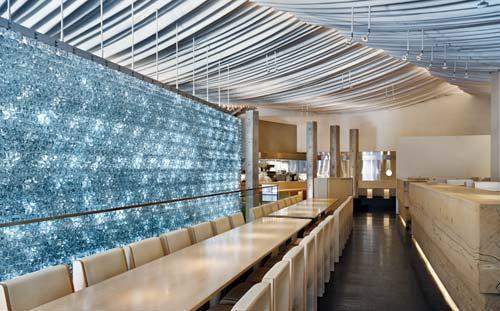 """Ресторан японской кухни """"Моримото"""" Morimoto_NYC_2-786614"""