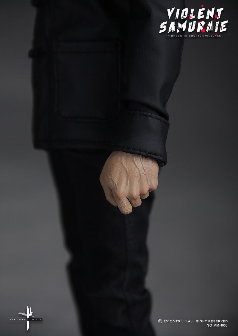 VTS Steven Seagal inspired NEW Figure! 091744ybz7o9rr4b42c7nr