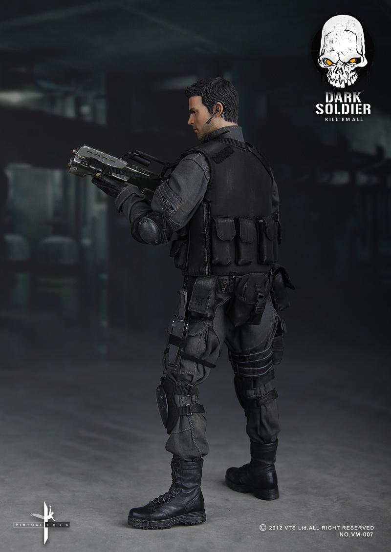 "VTS Dark Soldier: Inspired DOOM Film's Karl Urban/John ""Reaper"" Grimm UPDATED 10/4/14!!!!!! 221651i3xnuurh9gpyoxii"