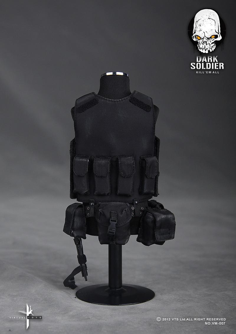 "VTS Dark Soldier: Inspired DOOM Film's Karl Urban/John ""Reaper"" Grimm UPDATED 10/4/14!!!!!! 221749su55nl8u7ibil3xg"