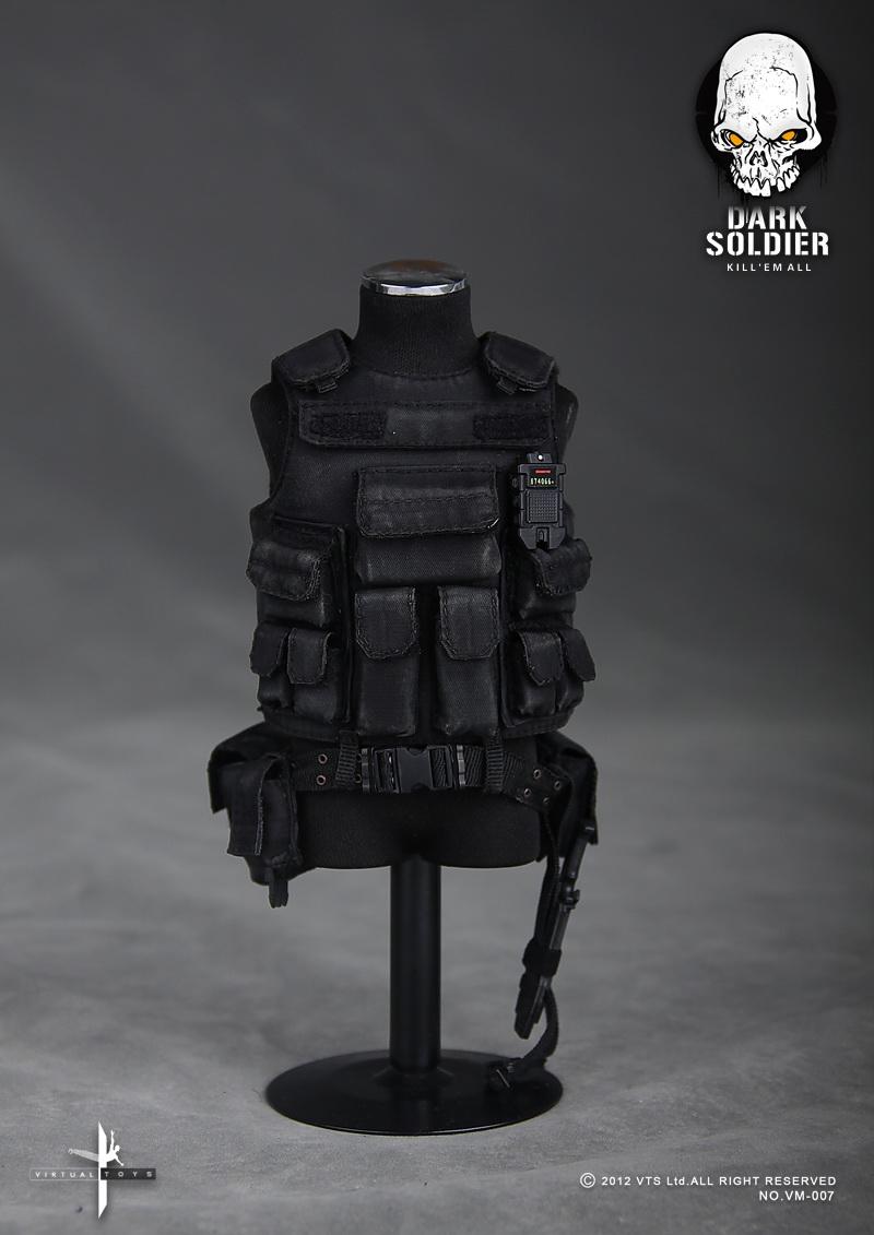 "VTS Dark Soldier: Inspired DOOM Film's Karl Urban/John ""Reaper"" Grimm UPDATED 10/4/14!!!!!! 221830hh7abf9xxhf9h7za"