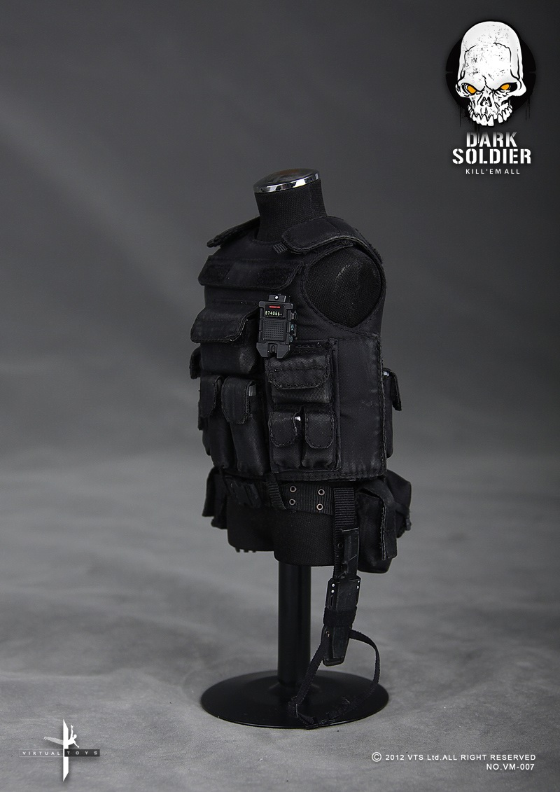 "VTS Dark Soldier: Inspired DOOM Film's Karl Urban/John ""Reaper"" Grimm UPDATED 10/4/14!!!!!! 2218430yl4rx0v6uz0vrk8"