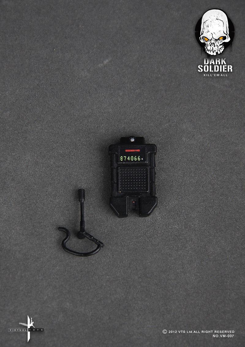 "VTS Dark Soldier: Inspired DOOM Film's Karl Urban/John ""Reaper"" Grimm UPDATED 10/4/14!!!!!! 22192863ielxif6464abtr"
