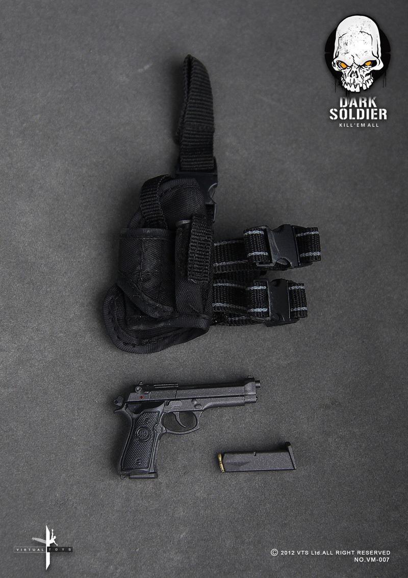 "VTS Dark Soldier: Inspired DOOM Film's Karl Urban/John ""Reaper"" Grimm UPDATED 10/4/14!!!!!! 221951aq7anbb7343ngal8"