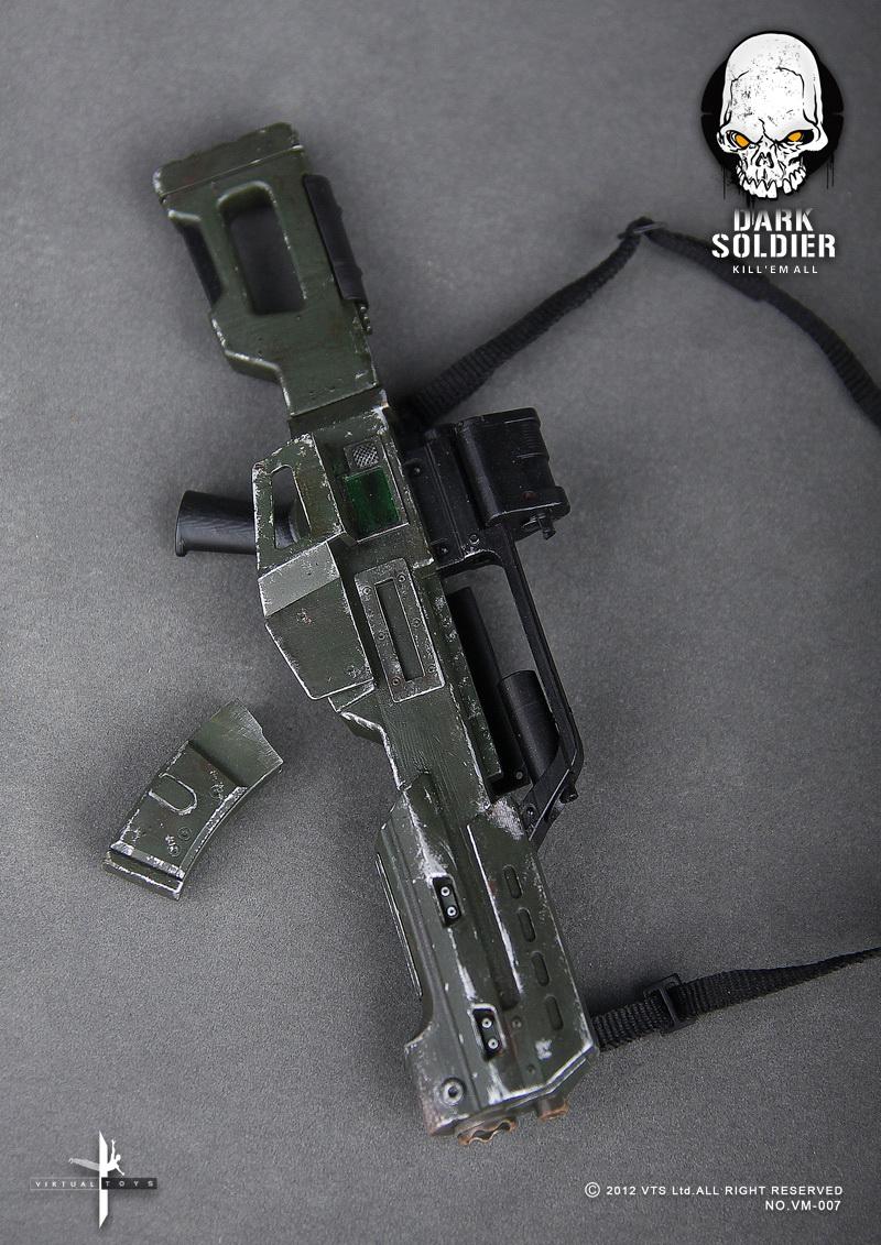 "VTS Dark Soldier: Inspired DOOM Film's Karl Urban/John ""Reaper"" Grimm UPDATED 10/4/14!!!!!! 222013wgcnygm01fwwychy"