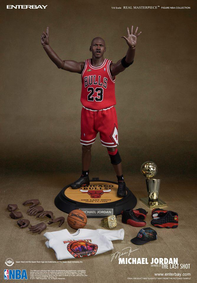 [Enterbay] NBA Legend Series: Michael Jordan (Series 2) - The Last Shot 015144twqe0psqihunnfzz