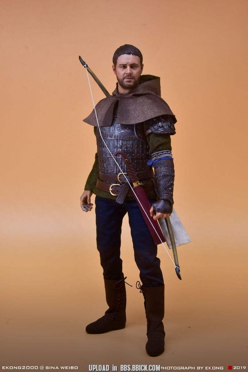 WarHorse - NEW PRODUCT: POPTOYS: 1/6 EX21 Robin Hood Chivalrous Robin Hood - Double Head Carving & War Horse 134911cdqv2vue3x2gsdmp