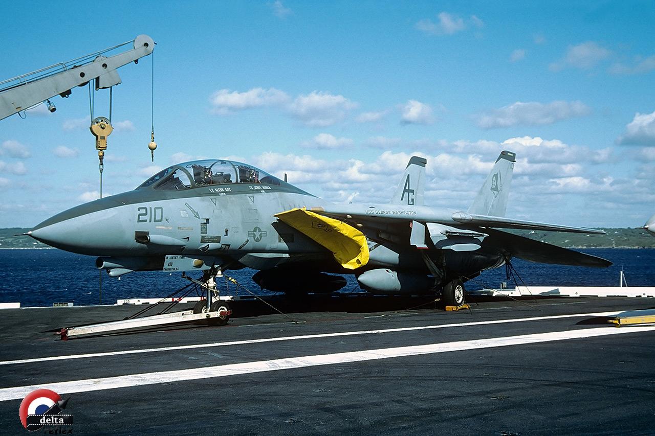 Chapeau haut de forme et griffes d'acier (F-14A Tomcat - Tamiya 1/32) - Page 12 27167