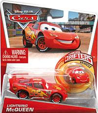 Micro Drifters Bonus Lightning_mcqueen_with_rusteze_sticker_wgp_single_-_with_micro_drifters_vehicle