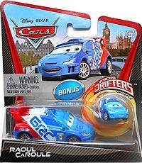 Micro Drifters Bonus Raoul_caroule__cars_2_single_-_with_micro_drifters_vehicle