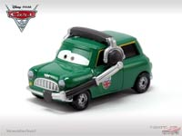 Les cars disponibles uniquement en loose Austin_littleton